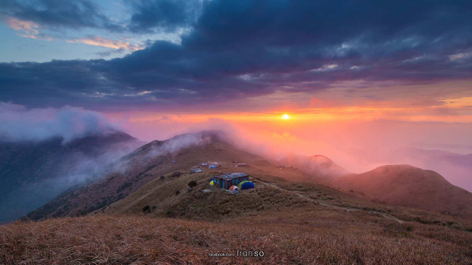 Landscape | Hong Kong | Sunrise | at Lantau Camp