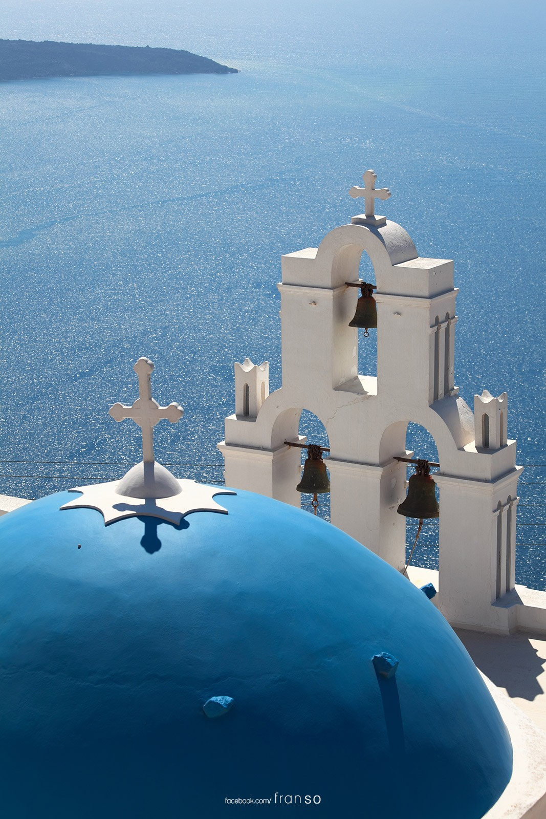 Landscape | Oversea | church  | Santorini, Greece