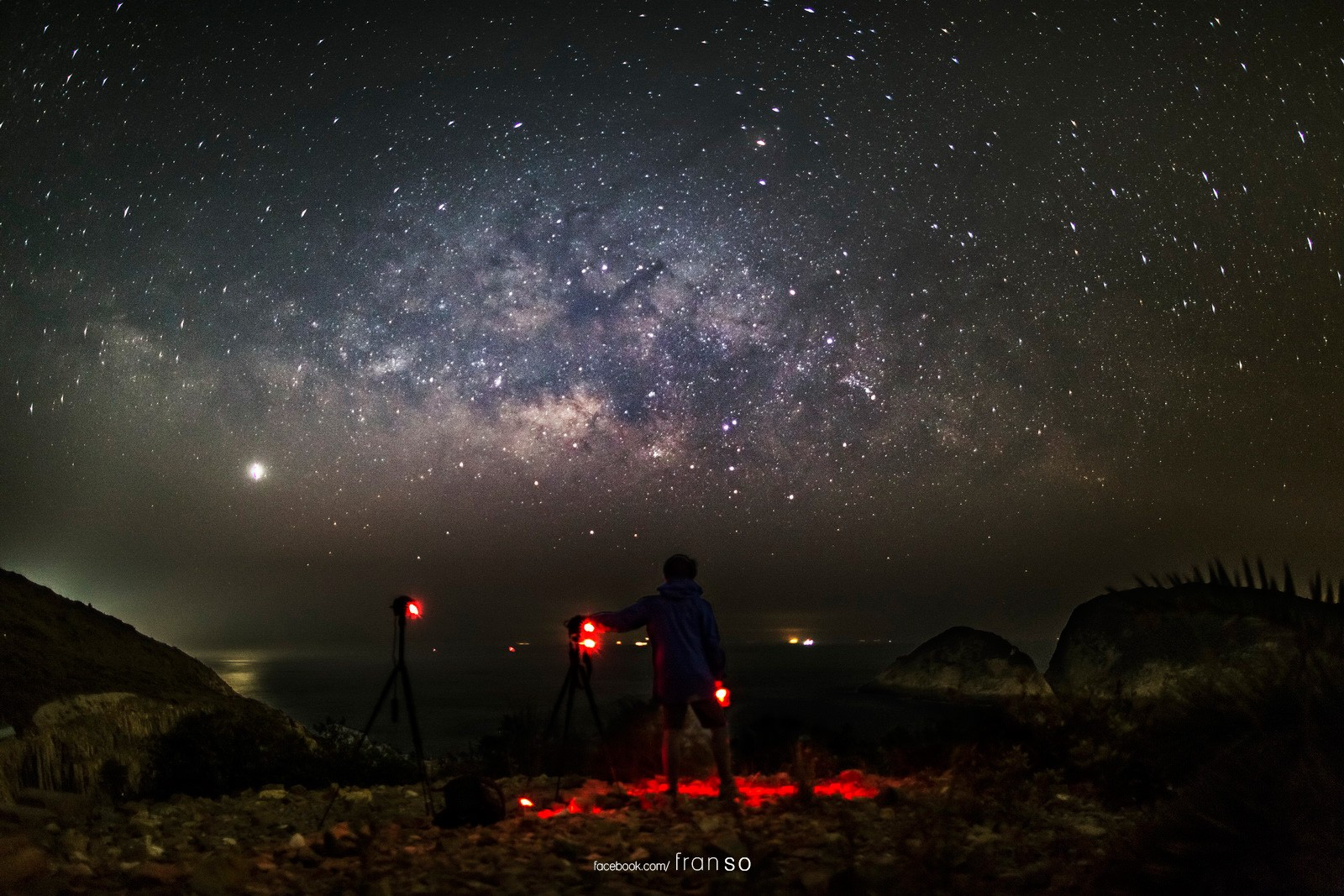 Starscape and Milkyway | Hong Kong | Summer in Winter  | Summer Milkyway at Winter season