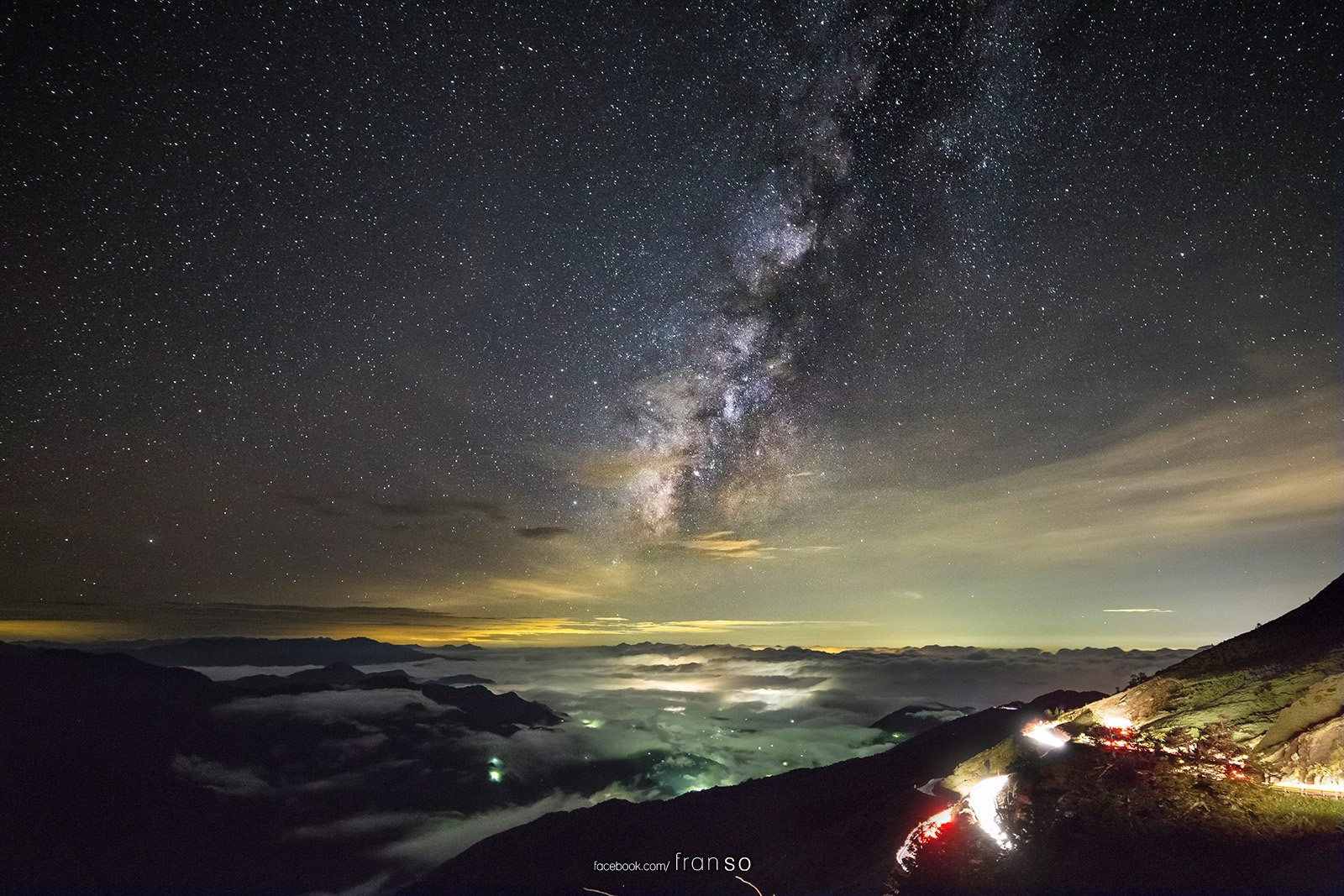 Starscape and Milkyway | Oversea | 絕景  | Oversea timelapse workshop at CingJing