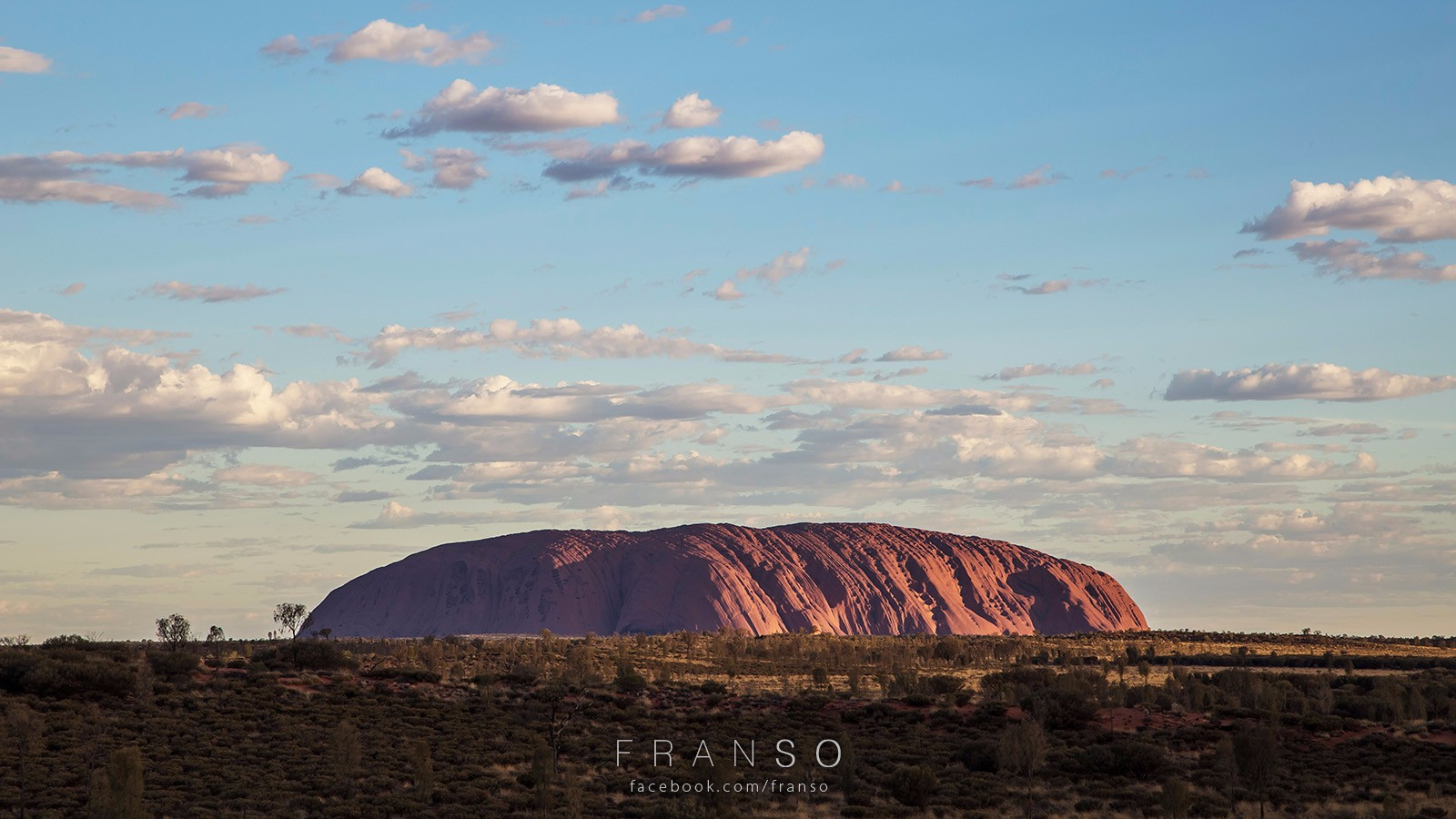 Landscape |  | Ayers Rock | Taken at Yulara
