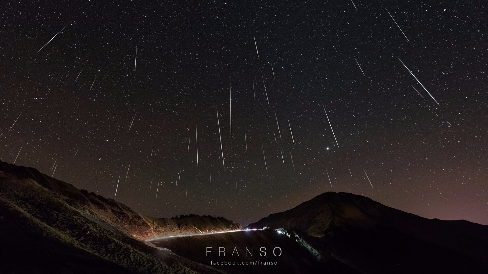 Starscape and Milkyway | Taiwan | Geminids Meteor Shower  | Hehuanshan, Taiwan