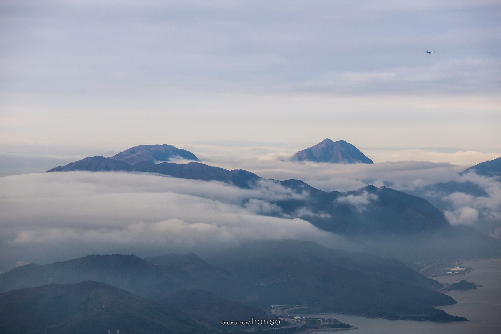 Landscape | Hong Kong | Over the cloud  | Cloud of Sea
