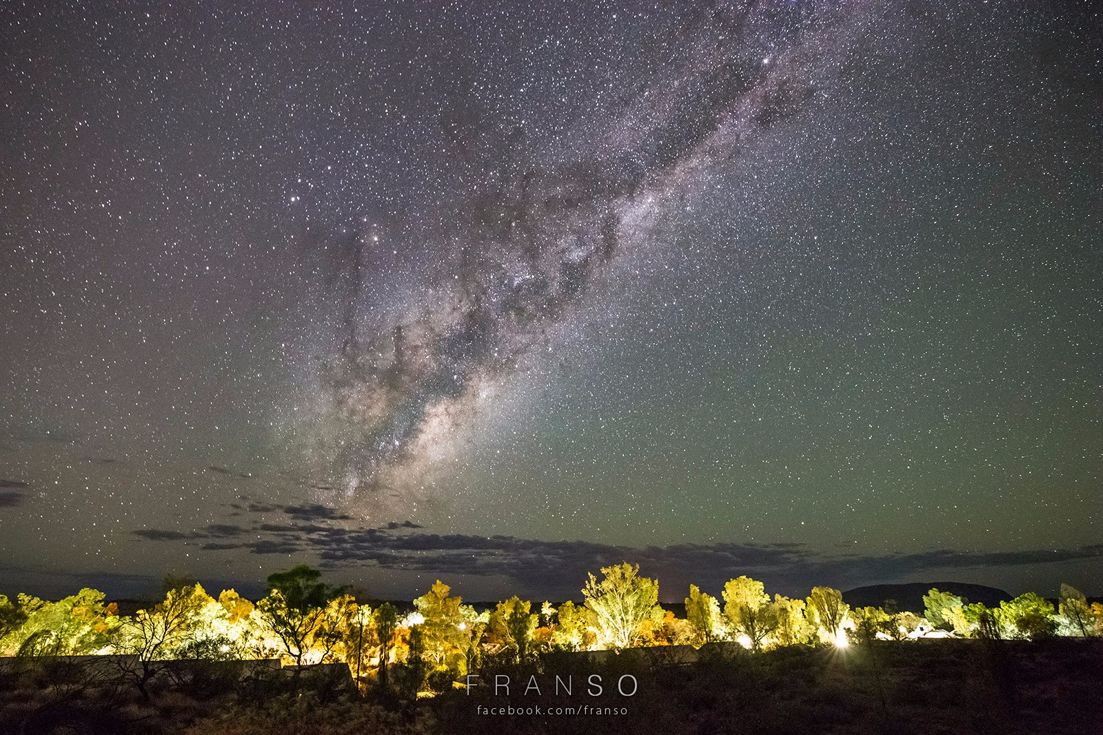 Starscape and Milkyway | Australia | Milkyway  | The Milkyway rise at the East