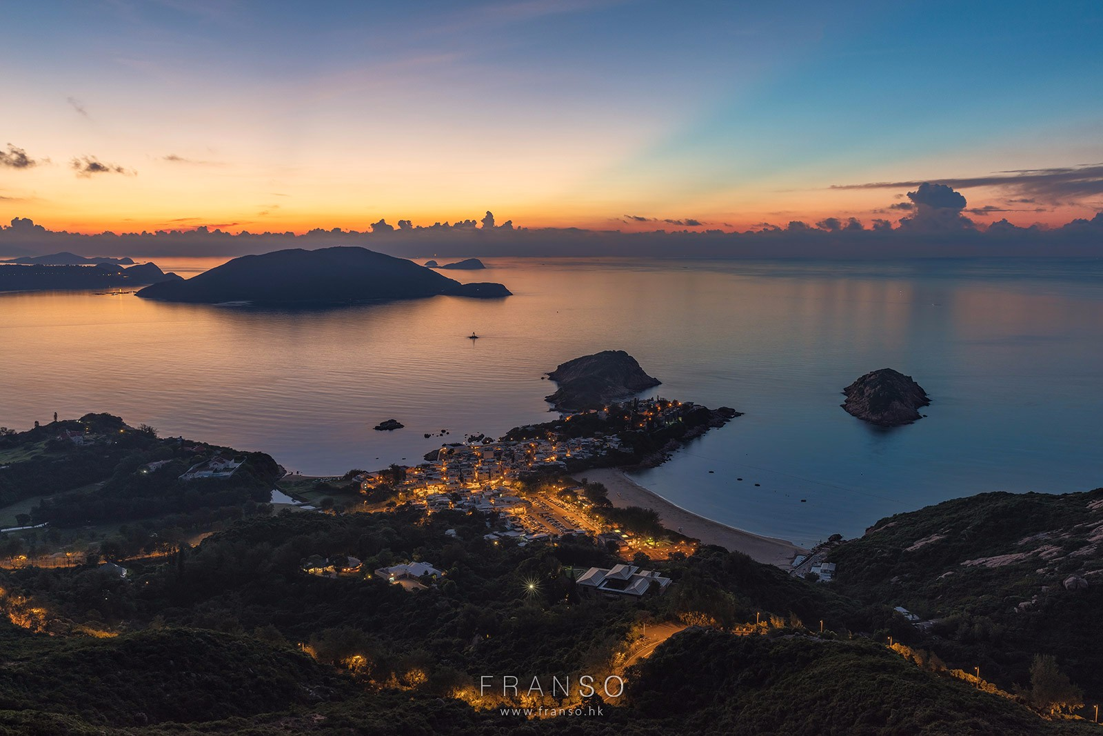 Landscape | Hong Kong | Dawn  |