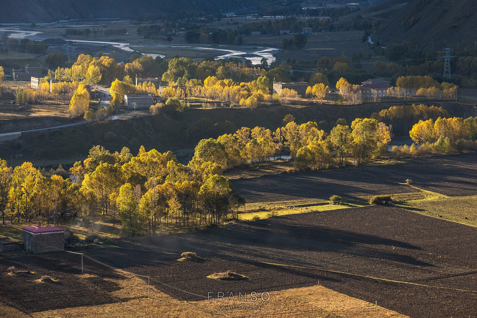 Landscape |  | Golden Autumn |