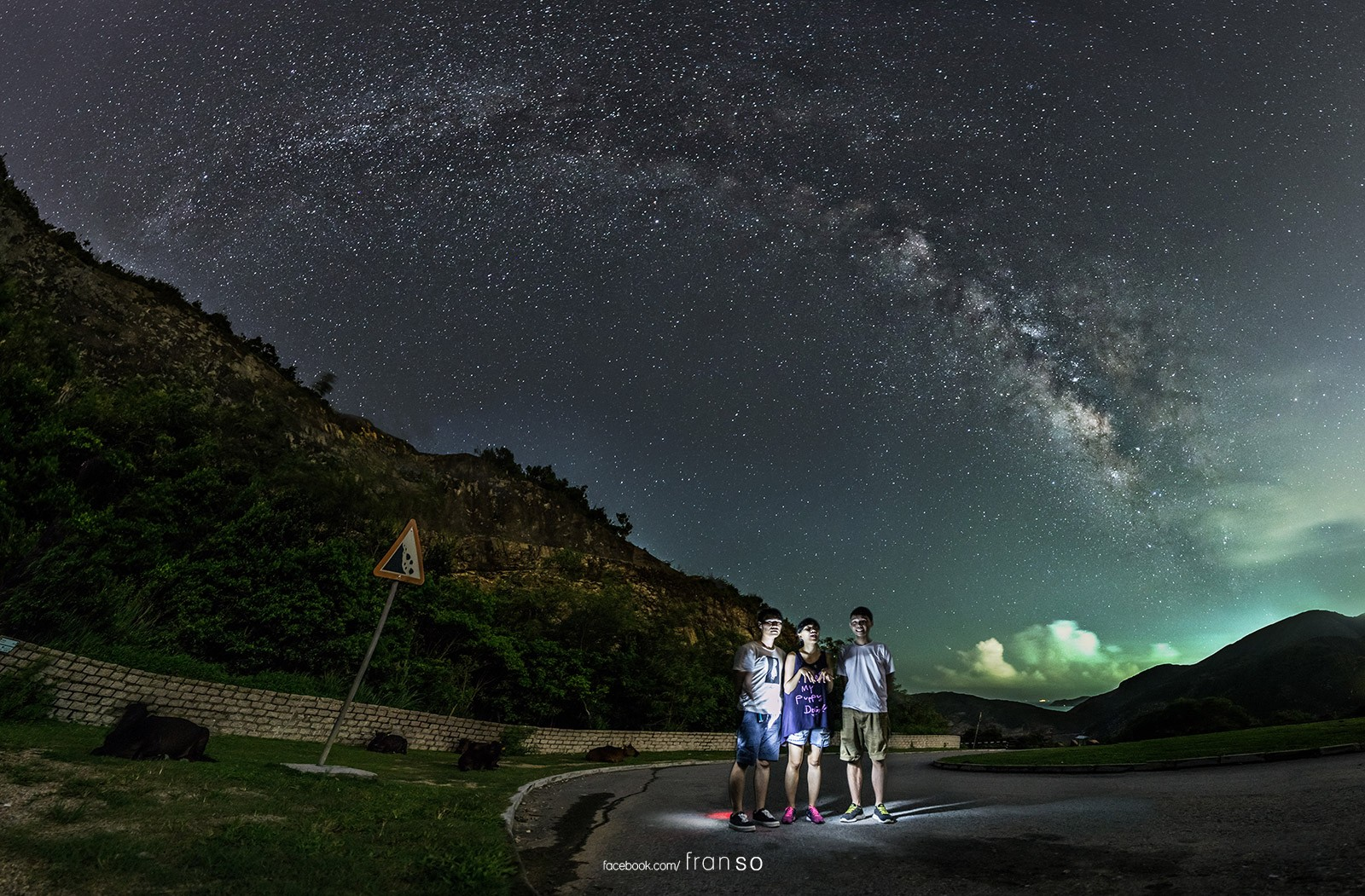 Starscape and Milkyway | Hong Kong |   |