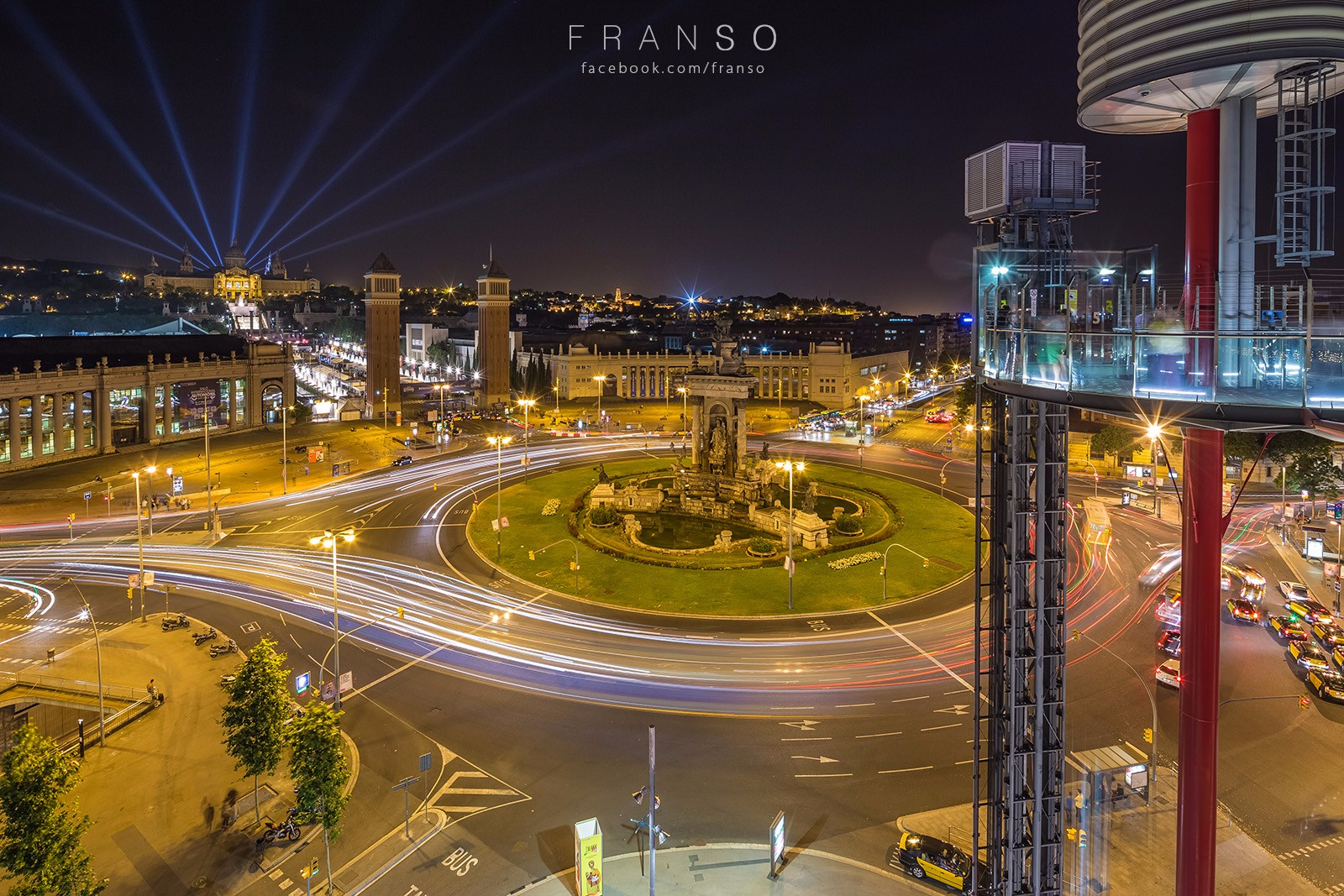 Cityscape | Overseas | City Center | Bacelona, Spain
