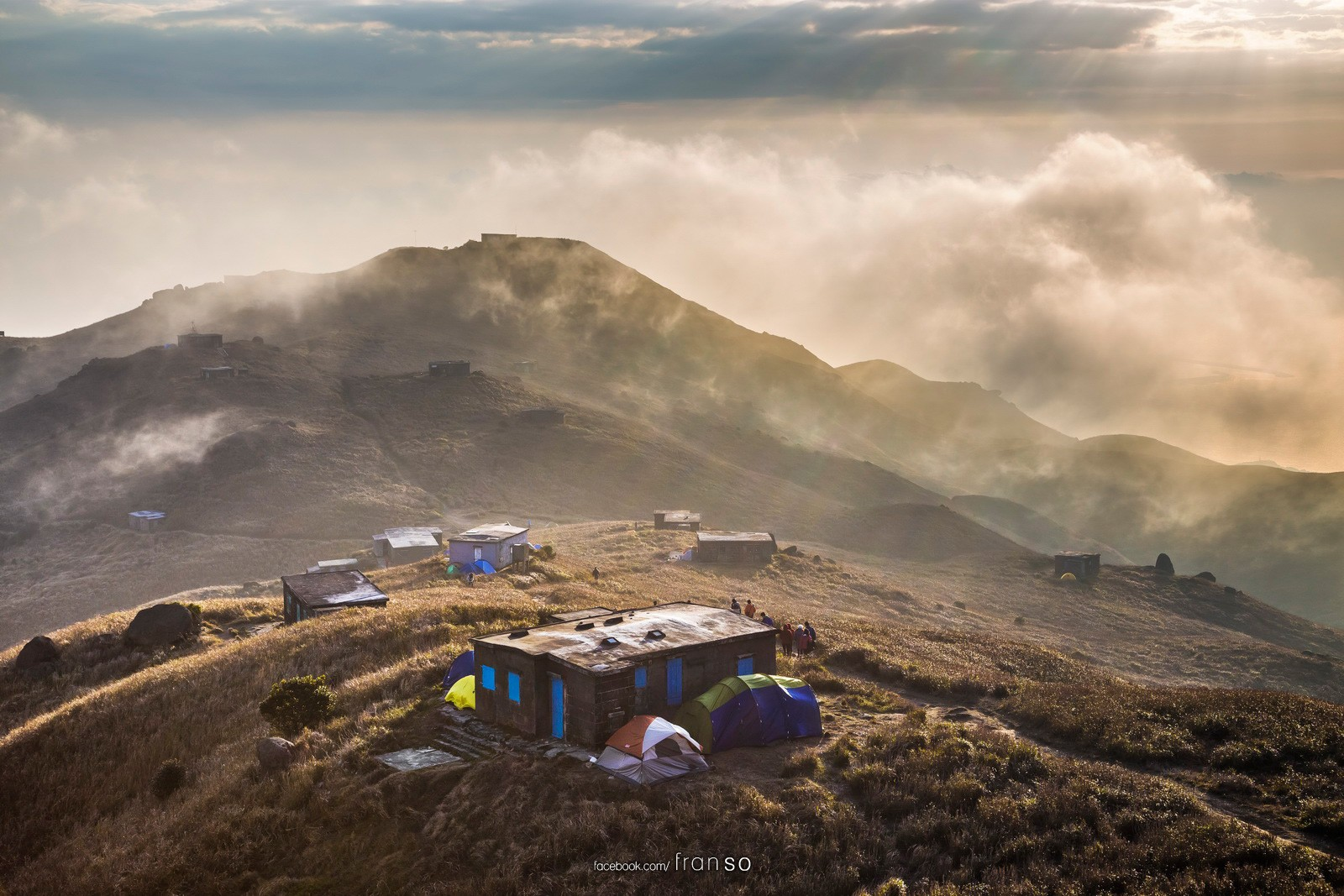 Landscape | Hong Kong | Lantau Camp | Into the Cloud