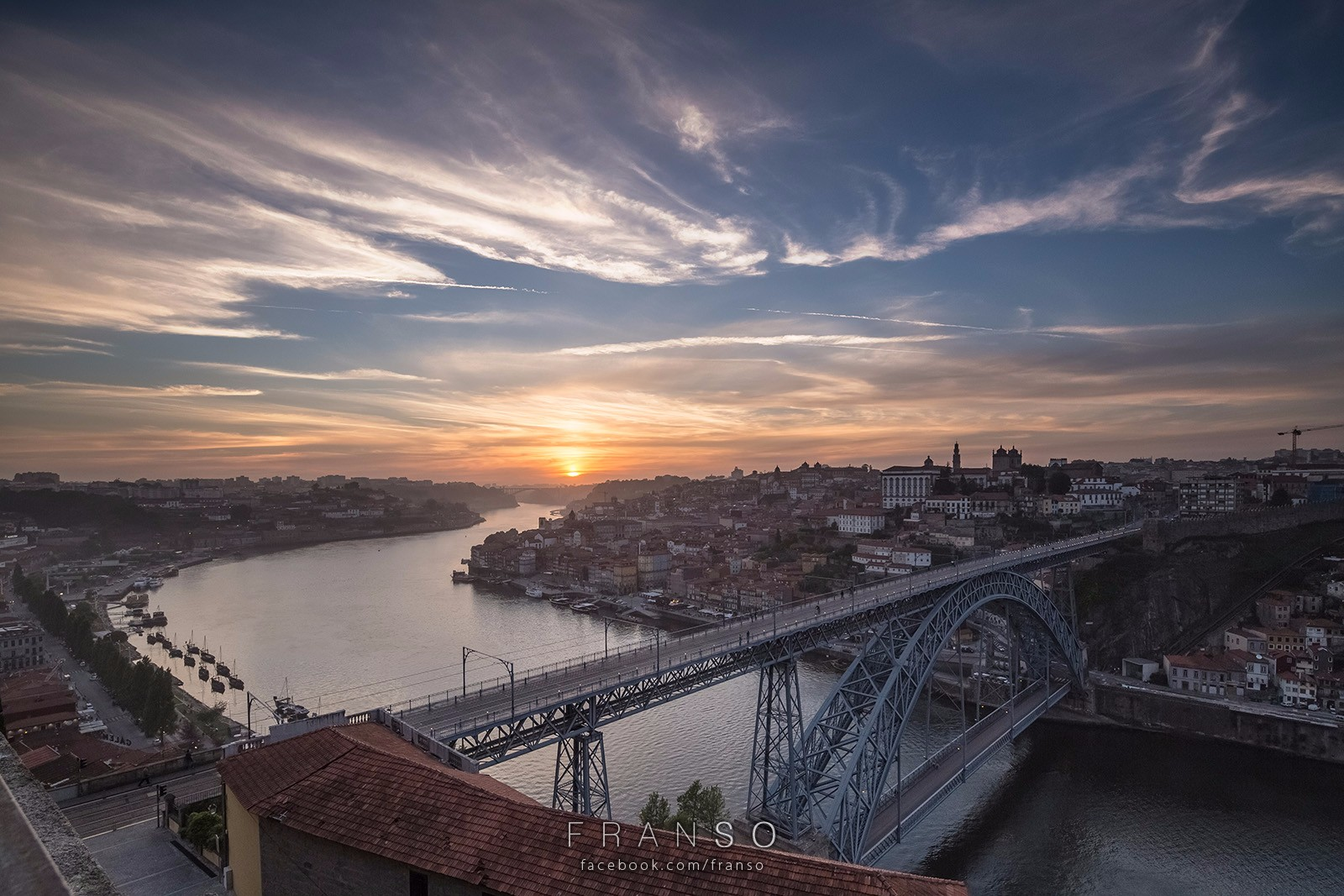 Cityscape | Overseas | Porto | Before sunset