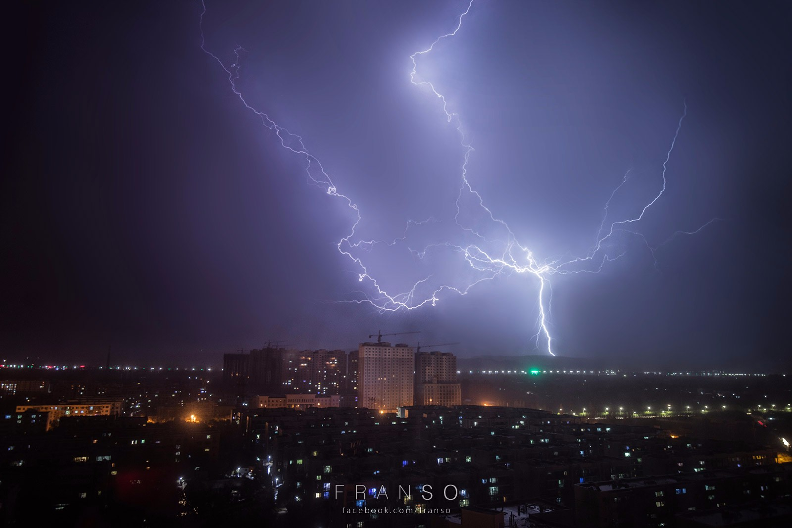Landscape | China | Lightning  |